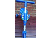 Mookie Blue Dragonfly Scuttlebug Ride On