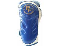 Furiousfistsuk Elite Sparring & Training Gloves Blue Color