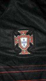 Authentic Portugal football top