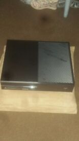 Xbox One 500GB - Used good condition - power pack inc. No contoller