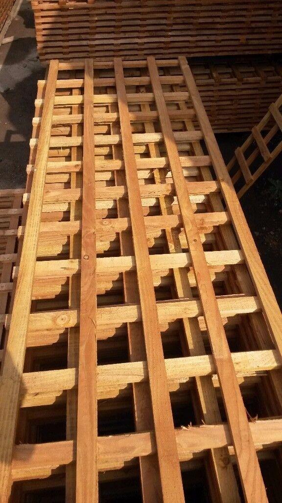 Trellis 6ftx1ft panels