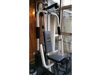 Multi Gym - Weider Sparing System