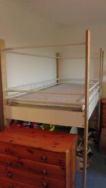 Single Ikea LO loft bed