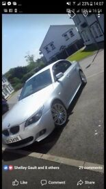 Bmw 525d msport quick sale or px