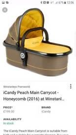 I candy honeycomb edition pram