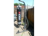 5FT PBR X1B PUNCHBAG AND STAND/FRAME + PUNCHBALL