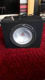 Kenwood 1000w speaker with legacy bass boost