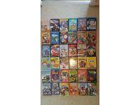 37 x Kids Various DVD's