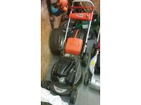 lawn mower 196cc / 6.5HP oleo mac semi pro 20 inch cut petrol