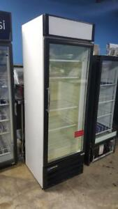 SINGLE DOOR GLASS COOLER ( MADE IN U.S.A )