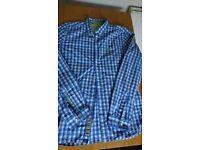 Mens Superdry Shirt L