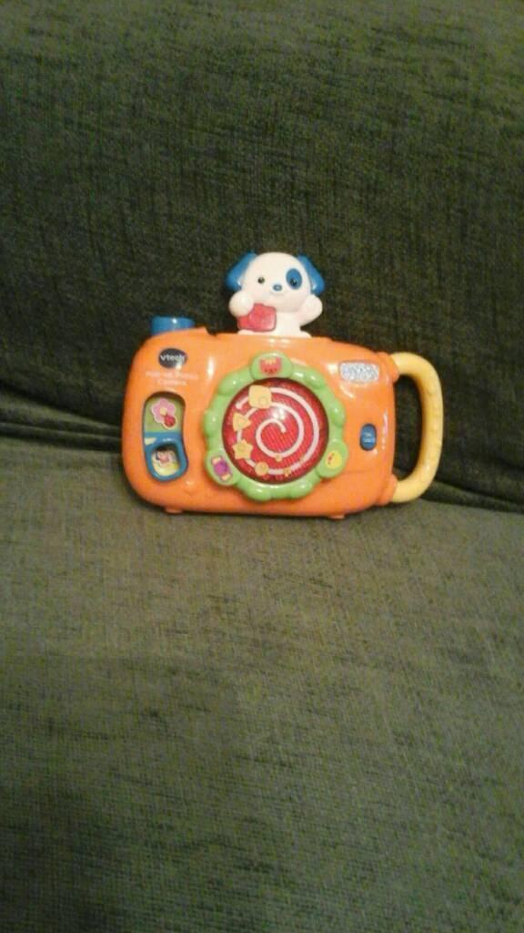 Toy camera, Vtech