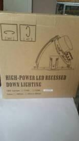 High power dawn light