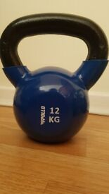 12 kg kettlebell for sale - excellent condition
