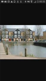 4 bed canal view town house for 4/5 bed house central, North London