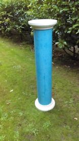 Large and extremely heavy Plinth/pedestal/column