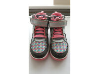 Girls Clarks trainers size 12G (excellent condition)