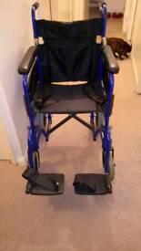 Wheelchair ♿