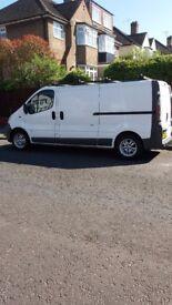 Vauxhall Vivaro 2,5 CDTI LWB, good condition!