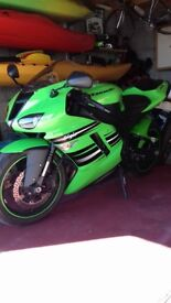 ZX6R In Exceptional condition.