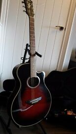 Guitar - Yamaha APX-4A electro-acoustic