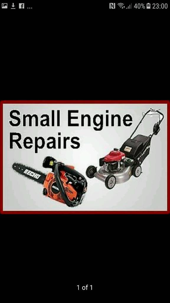 Small Engine Repairs Keenest Prices In Lurgan ! | in Lurgan, County Armagh  | Gumtree