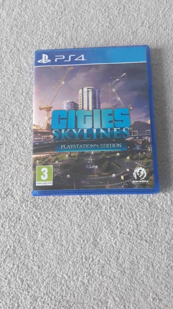 Cities Skylines - £25