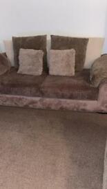 3 seater Jumbo Cord Sofa