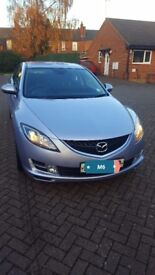 Mazda 6 2.0 TD Hatchback 5dr Diesel Manual
