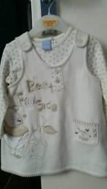 BNWOT - Disney Pooh & Piglet fleece dress