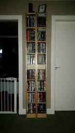 Ikea dvd units