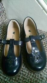 John Lewis girl's shoes size 10 - NEW