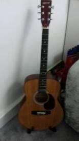 Elevation guitar