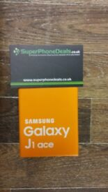 SAMSUNG GALAXY J1 ACE - UNLOCKED TO ALL NETWORKS - BRAND NEW