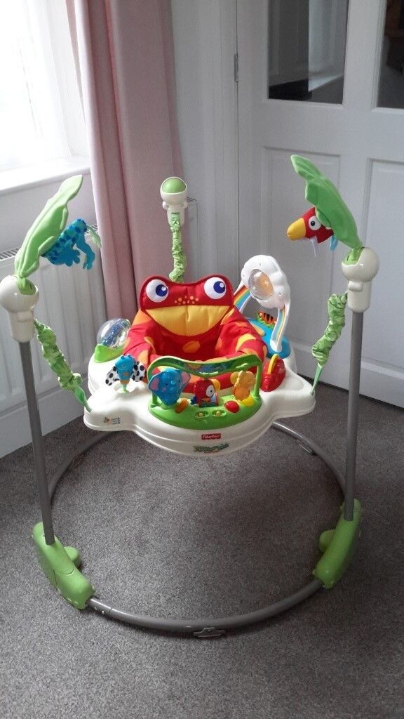 f0adf31ff Fisher-Price Rainforest Jumperoo
