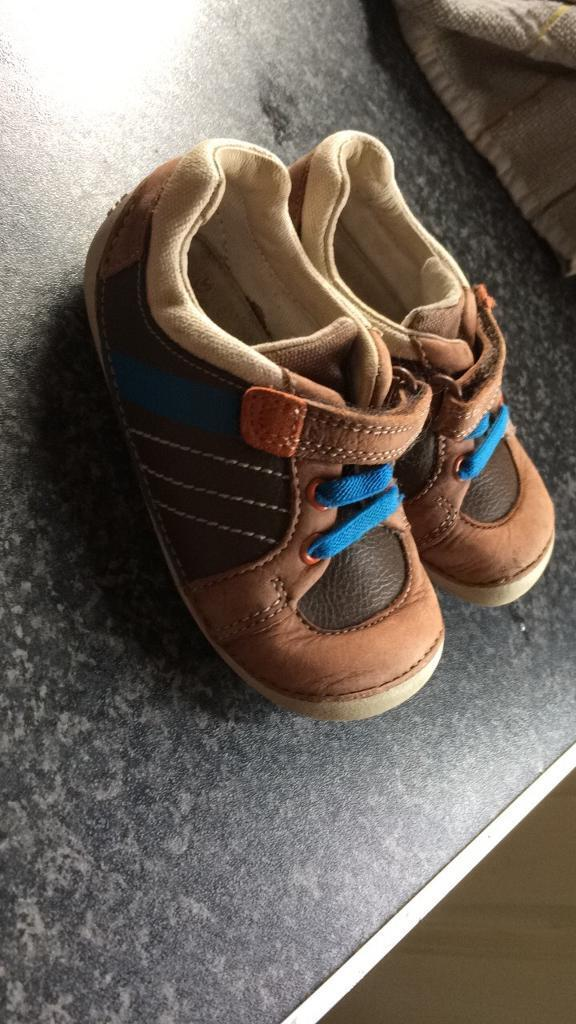 Baby clarks shoes