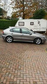 54 SEAT LEON CUPRA ***LOW MILEAGE***