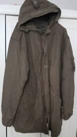 Mens Parker coat