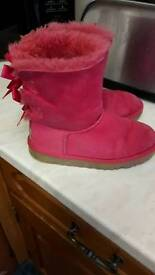 Genuine Ugg Boots in Excellent Condition