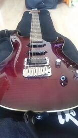 Ibanez SA360 With Fender Case - Electric Guitar - Great Condition