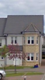 Three Bedroom unfurnished semi-detached house to let