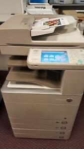 Canon ImageRunner C2020i C2020 Color Copier Scanner Copy Machine Colour Laser Printer 11x17 Photocopier for Sale Lease