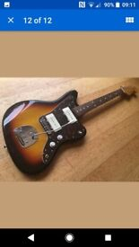 Fender Jazzmaster Guitar