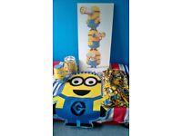 Minions Bedroom set