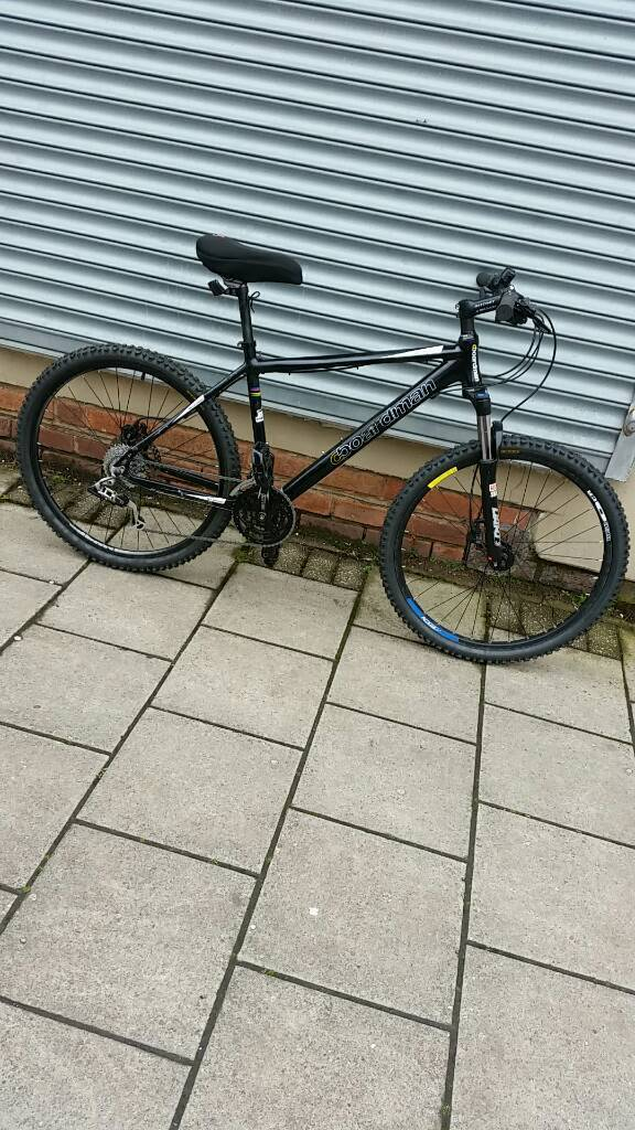 Black Boardman CB-Sport Mountain Bike, 26