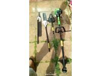 The handy. 4 in 1 strimmer