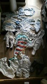 baby boy 0-3months,baby boy,clothes,onces
