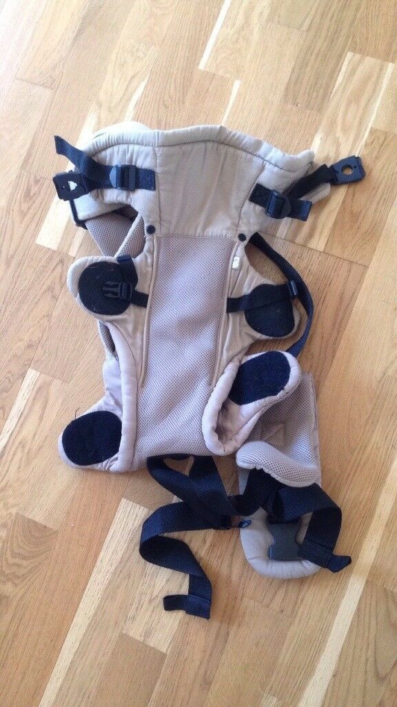 Mothercare baby carrier from birth