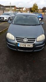 VOLKSWAGEN JETTA year 2006 ,engine 2.0L Diesel ,milleage 114000