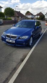 BMW 330d msport auto touring